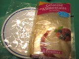 Gélatine