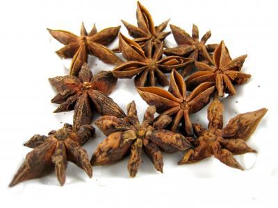 Photo : Des étoiles de badiane