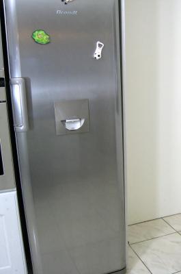 Entreposer au réfrigérateur