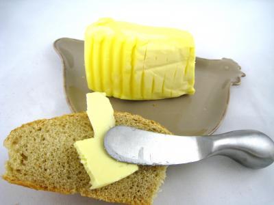 Faire du beurre en classe