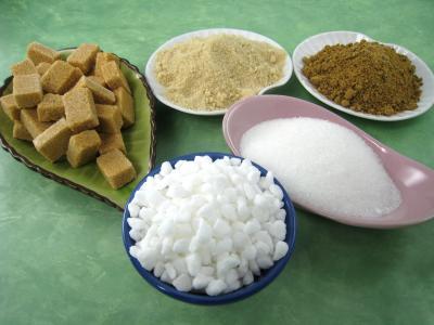 Fabrication du sucre en morceaux