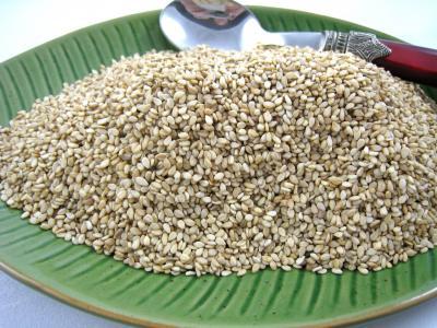Image : Graines de sésame