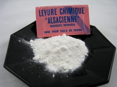Photo : Levure chimique