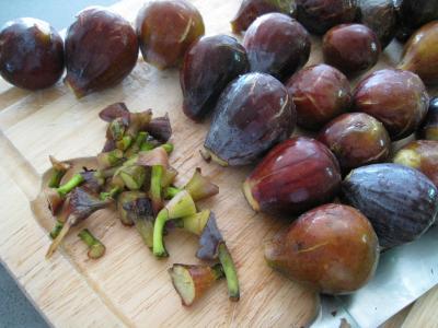 Chutney de figues aux épices - 2.2