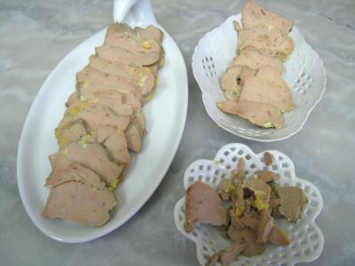 Foie gras aux pruneaux - 3.1