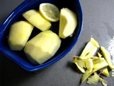 Noix de Saint-Jacques au cidre et aux noix - 8.2
