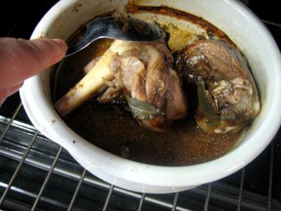 Souris d'agneau aux fèves et au parmesan - 9.2