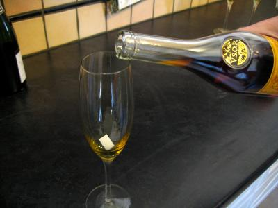 Cocktail au champagne - 1.2