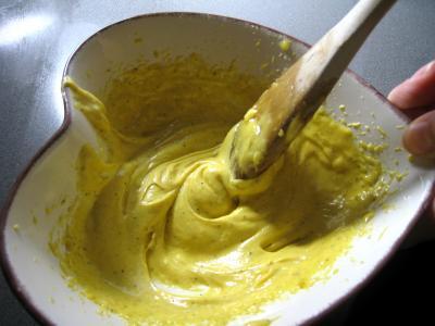 Sauce mayonnaise - 3.4