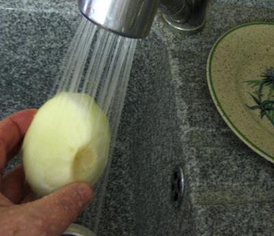 Saint-Jacques à la confiture d'échalotes et au foie gras - 1.3