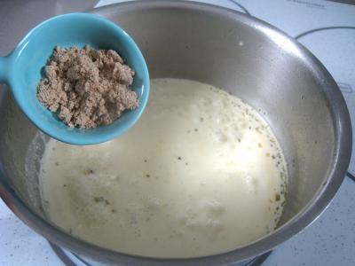 Feuilleté d'escargots aux épices - 9.4