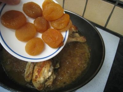 Coquelet au miel et sa purée de navets - 16.2