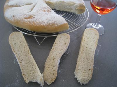 Recette Fougasse