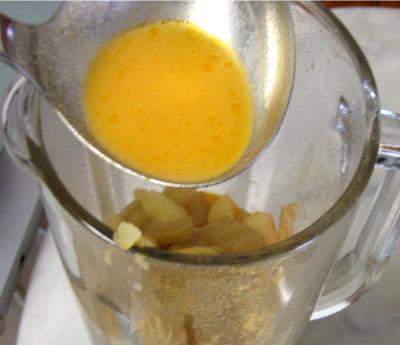 Amuse-bouche crème de cardon - 14.2