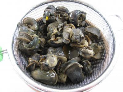 Escargots à l'anis et aux amandes - 3.2