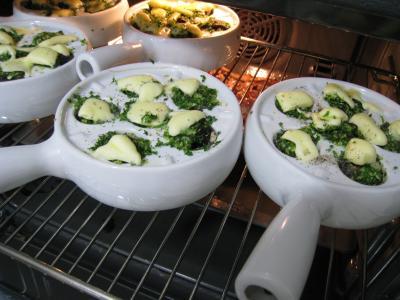 Beurre escargots - 4.1