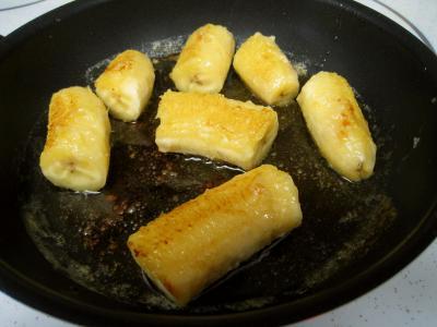 Bananes et fraises chantilly - 3.4