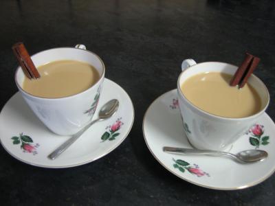 Image : Café au lait