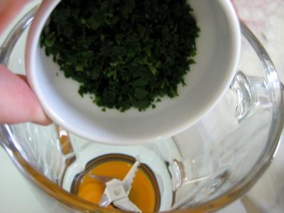 Soupe à l'oignon et aillette à la crème - 6.3