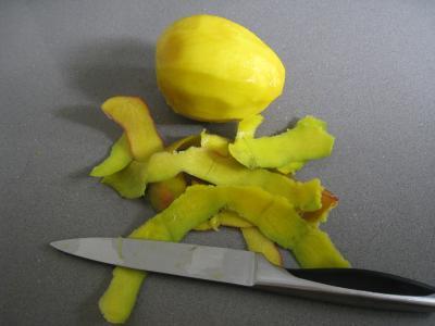 Punch au cidre et à la mangue - 1.1