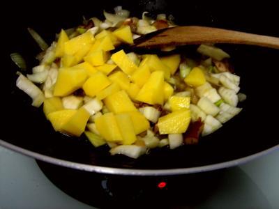 Amuse-bouche de crème de cèpes et fenouil - 5.3