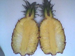Ananas meringué - 1.1