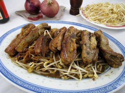 Agneau aux oignons aux saveurs chinoises - 7.1