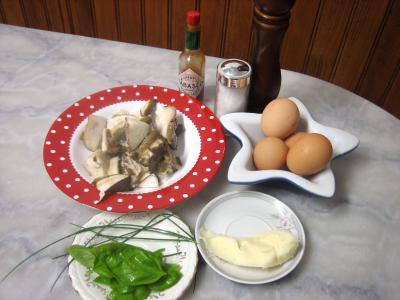 Ingrédients pour la recette : Amuse-bouche aux cèpes