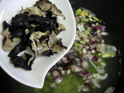 Soupe chinoise au tofu - 9.3