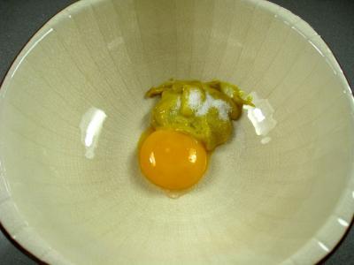Sauce mayonnaise à la noix de coco - 3.2