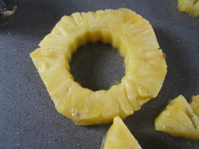 Salade à l'ananas exotique façon Pierrot - 5.4