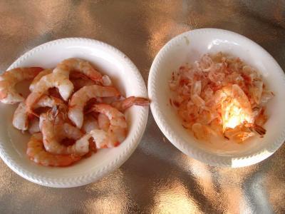 Crevettes façon Pékinoise - 3.4