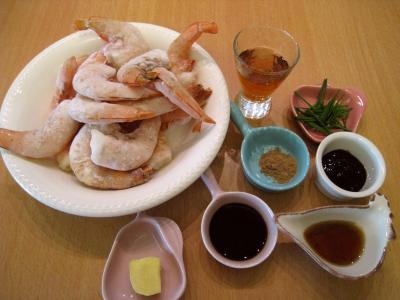 Ingrédients pour la recette : Crevettes façon Pékinoise