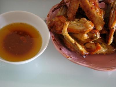 Ailes de poulet au miel - 5.1
