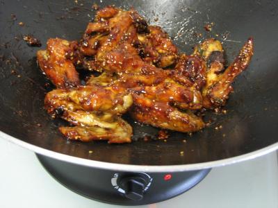 Ailes de poulet au miel - 7.1