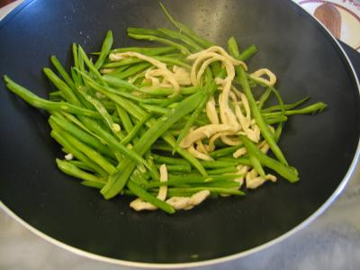 Crêpes chinoises aux légumes - 9.3