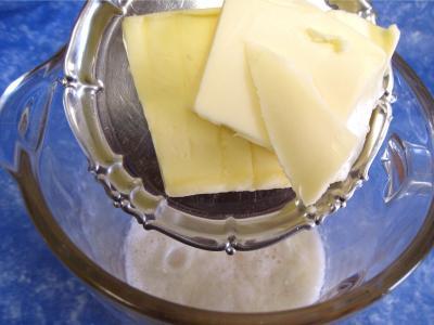 Crêpes au fromage blanc et aux mûres - 2.2