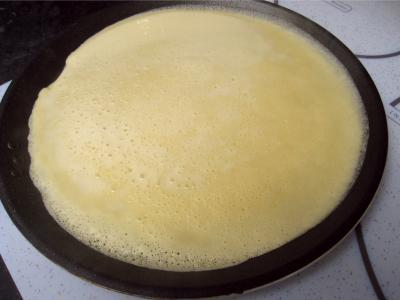 Crêpes au fromage blanc et aux mûres - 5.1