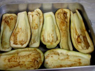 Aubergines farcies et sa sauce au yaourt façon turque - 10.1