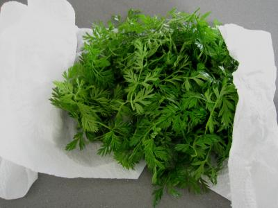 Ailes de raie aux carottes et aux bettes - 3.2