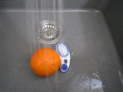 Crevettes à l'anis et sauce à l'orange - 1.1
