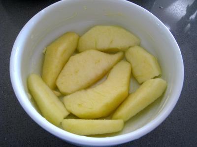 Apple crumble aux framboises et aux pommes - 7.2