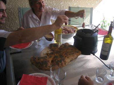 Fondue à l'espadon et sa sauce au citron et au marsala - 8.1