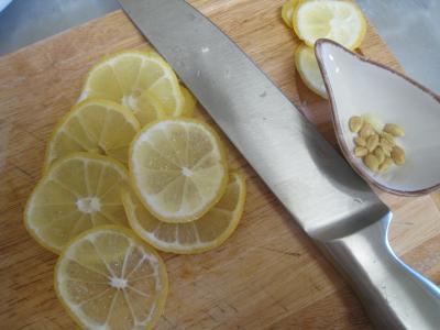 Marmelade de citron à la vanille - 2.1
