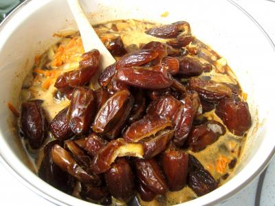 Chutney aux dattes et aux carottes - 6.2