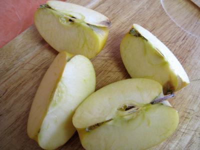 Chutney aux pommes - 6.2