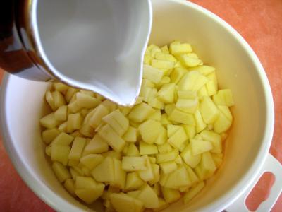 Chutney aux pommes - 9.4