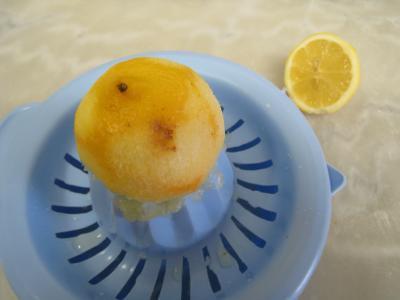Pain au citron aux noix de cajou et raisins secs - 3.2
