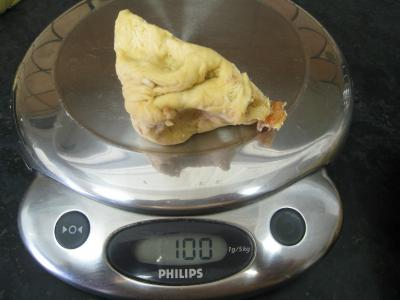 Pain au citron aux noix de cajou et raisins secs - 10.3