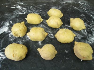 Pain au citron aux noix de cajou et raisins secs - 12.1